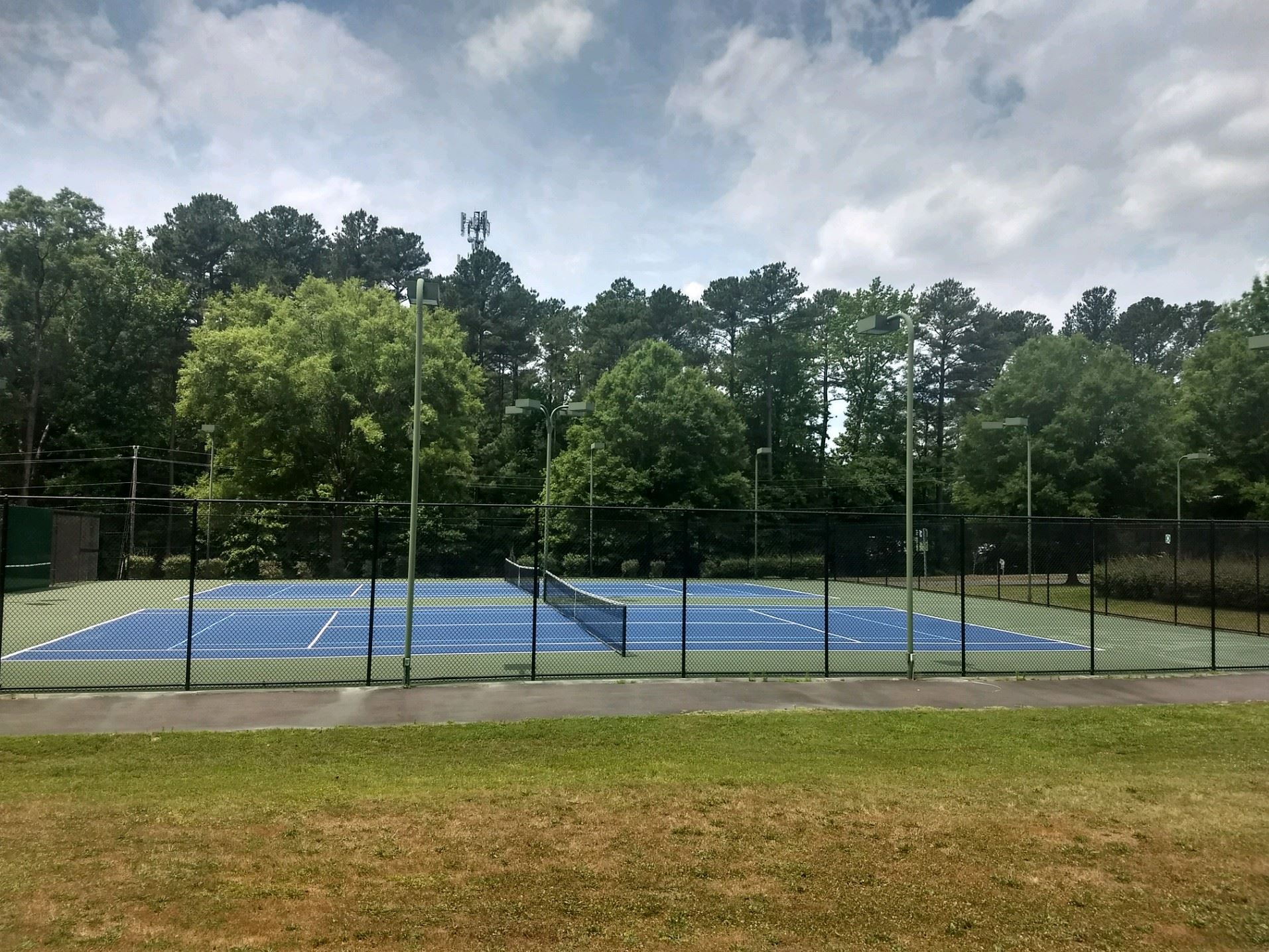 Southern Boundaries Park Tennis Courts