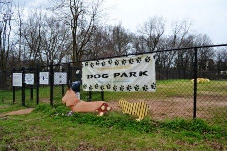 Downtown Durham Dog Park