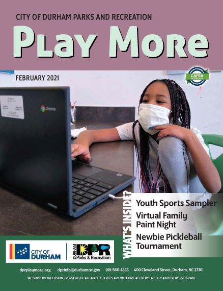 February 2021 Play More Cover