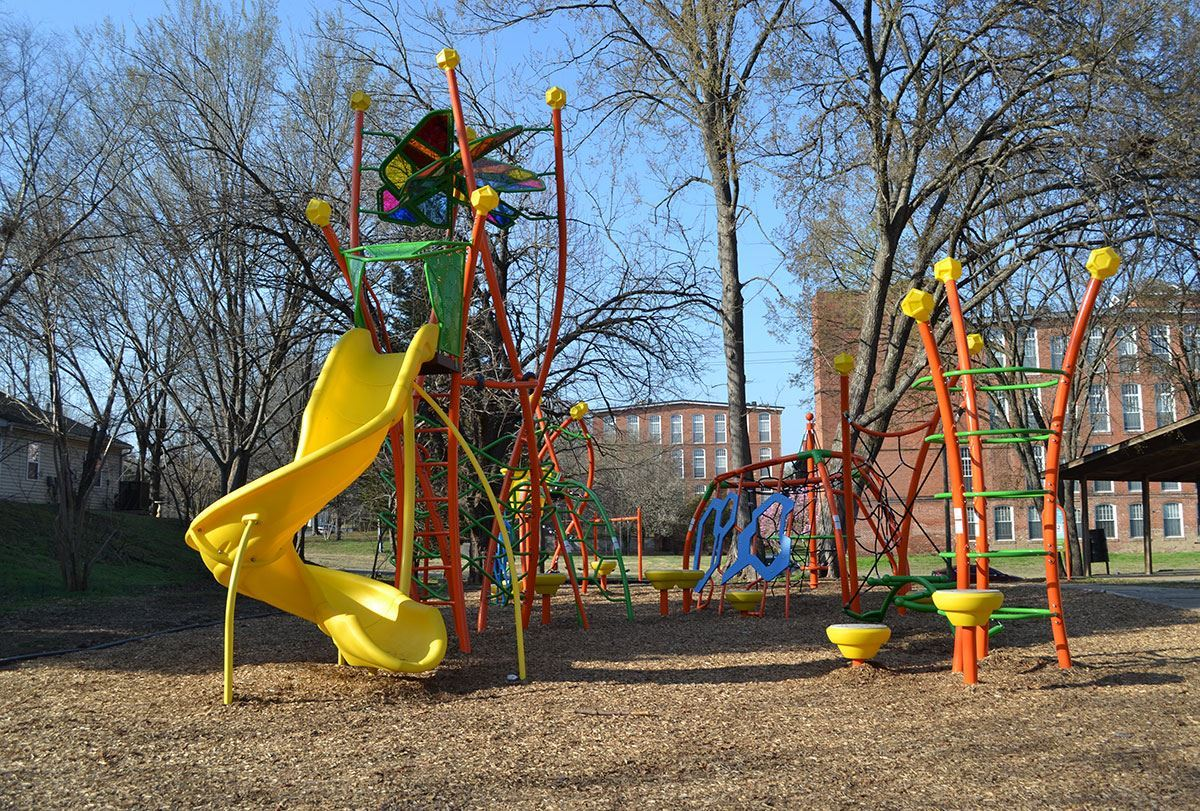 Edgemont Park Playground Equipment