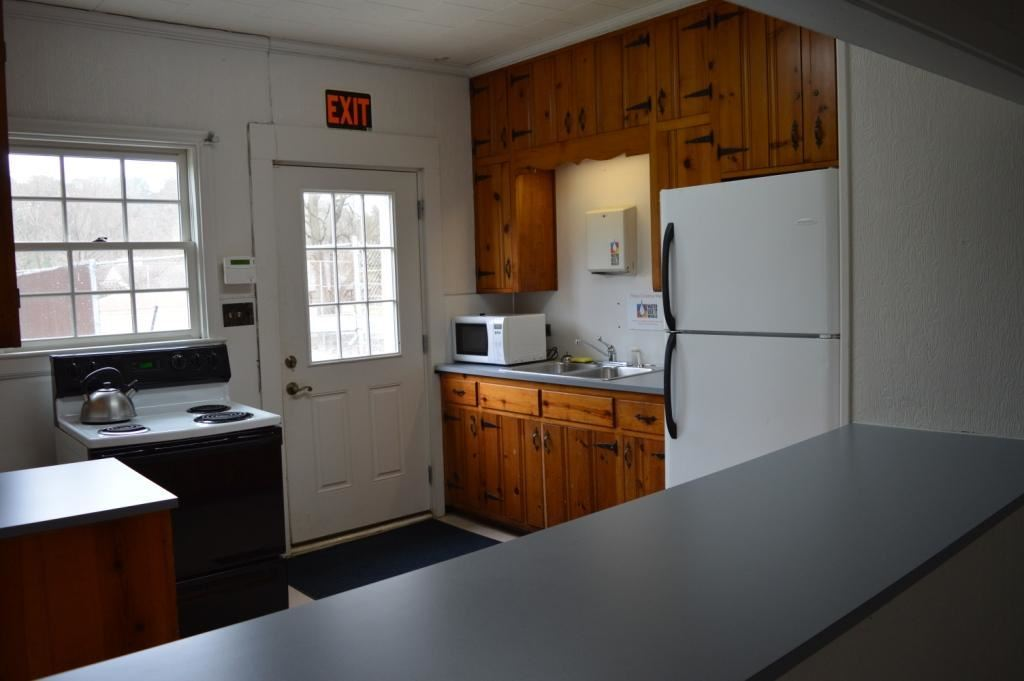 Forest Hills Neighborhood Clubhouse Kitchen