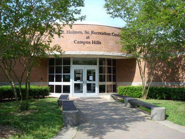 I.R. Holmes, Sr. Recreation Center at Campus Hills