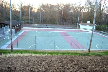 Multi-use Outdoor Futsal Court