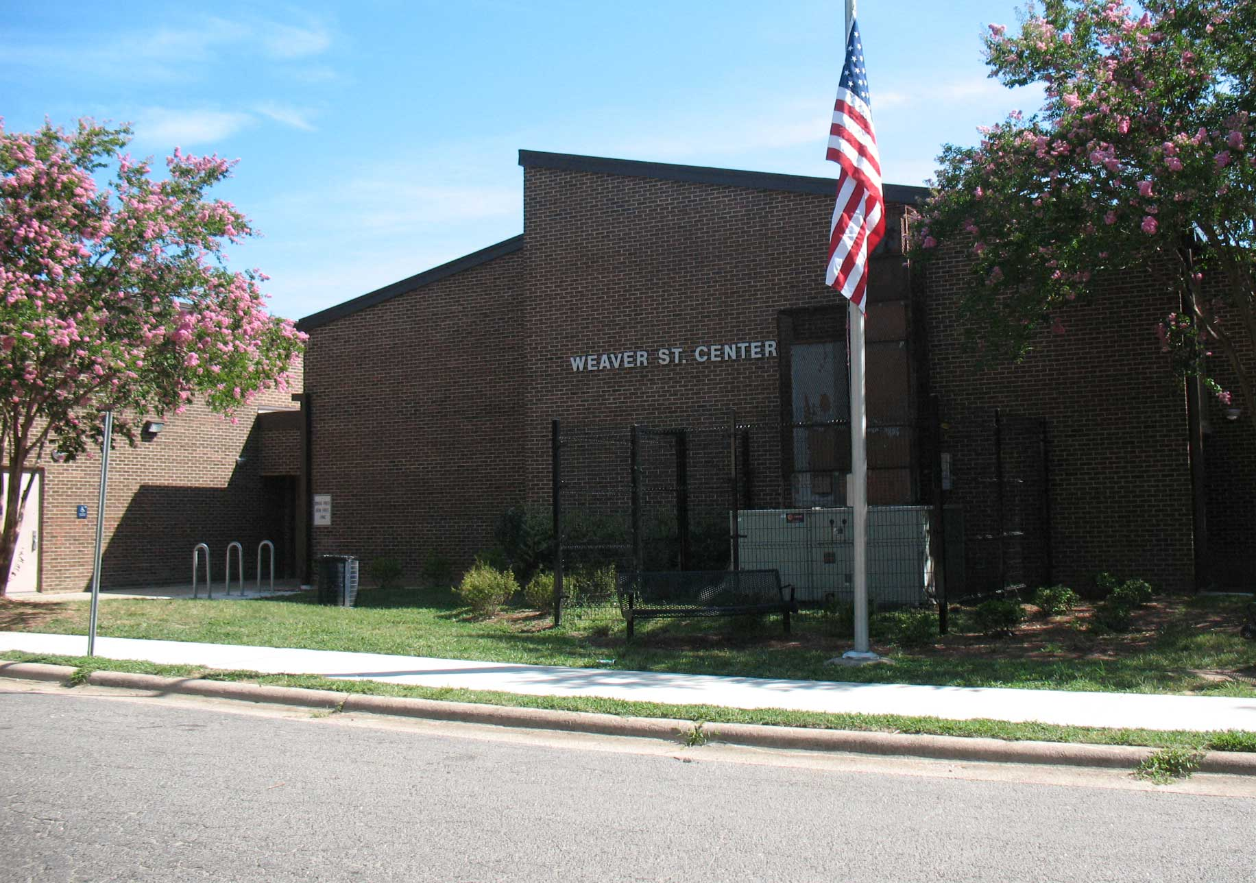 Weaver Street Recreation Center
