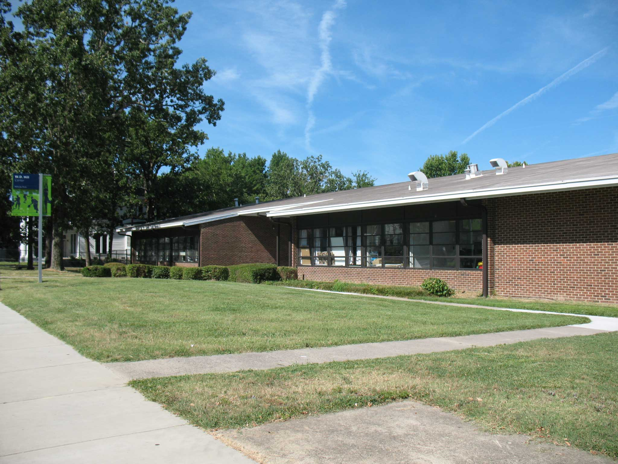 W.D. Hill Recreation Center