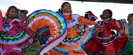 Latino Festival Dance Group
